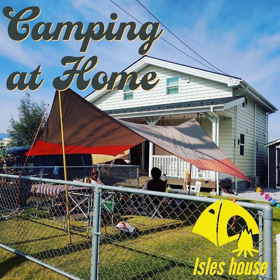 明日の週末は家族でバーベキュー! レシピを調べて本格的なアメリカのバーベキューをしませんか。 アイルズハウスは作っています。 #キャンプ #bbq #おうちキャンプ #ステイホーム #stayhome